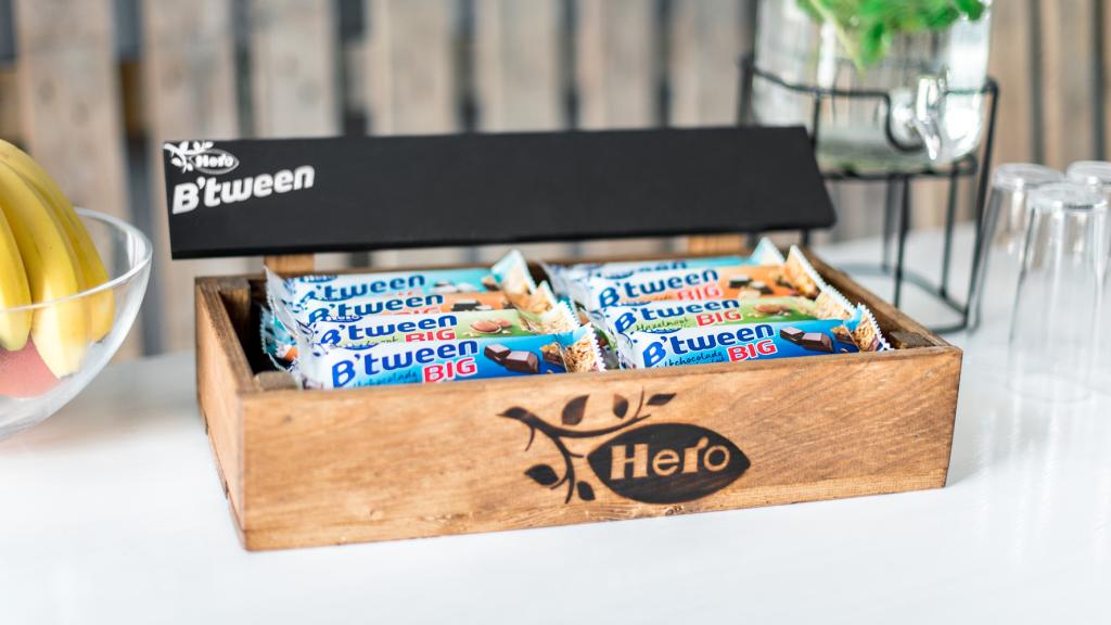 Hero B'tween Melkchocolade 50G