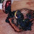 Biefstuk met saus van Hero Bosbessen Jam