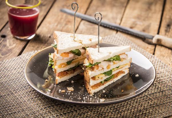 Hero Foodservice sandwich recept inspiratie