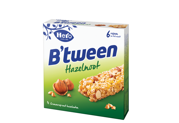 Hero B'tween Hazelnoot 6 x 25G