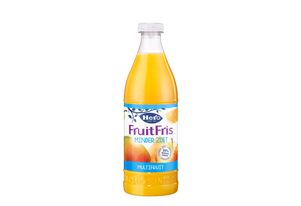 Hero FruitFris Mutlifruit 900ML