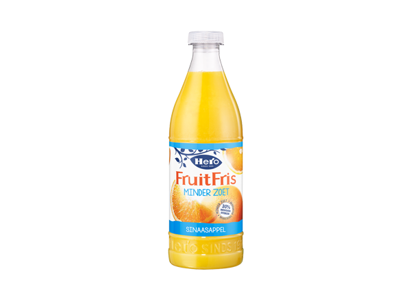 Hero FruitFris Sinaasappel 900ML