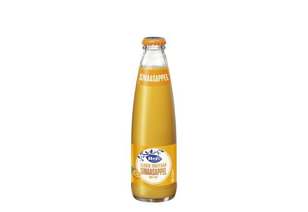 Hero Fruitsap Sinaasappel 0,2L