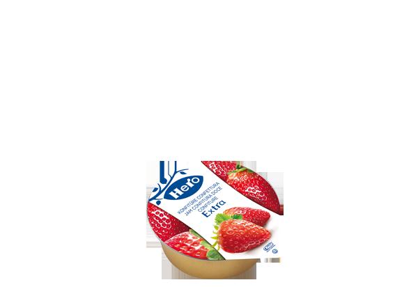 Hero Extra Aardbeien 25G