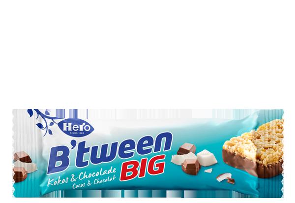 Hero B'tween Kokos & Chocolade 50G