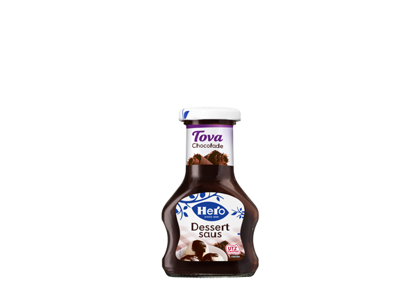 Hero Dessertsaus Tova Chocolade 125ML